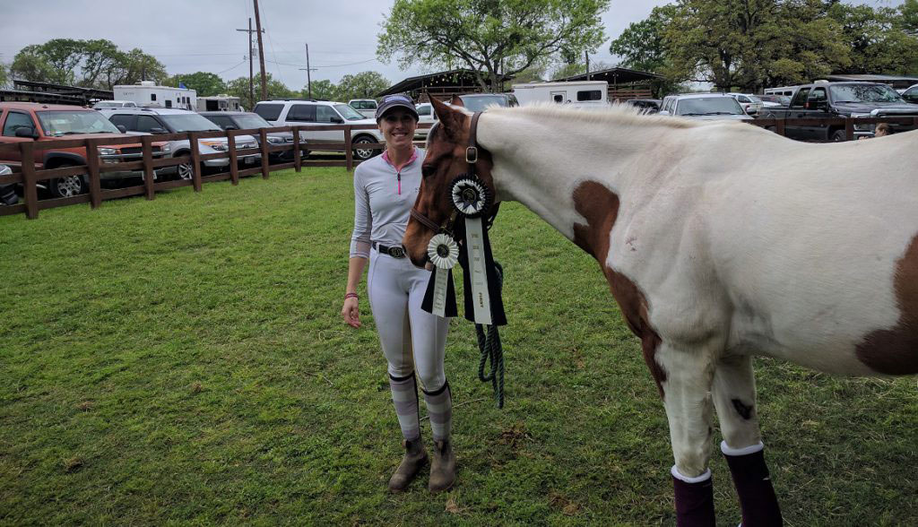 Berry-1st-place-horse-show
